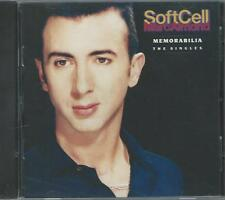 CD: SOFT CELL / MARC ALMOND - Memorabilia: The Singles