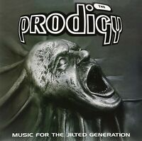 THE PRODIGY - MUSIC FOR THE JILTED GENERATION 2 VINYL LP NEW!
