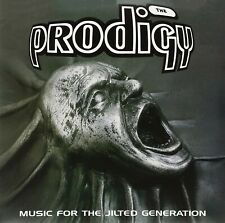 THE PRODIGY - MUSIC FOR THE JILTED GENERATION 2 VINYL LP NEU