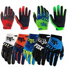 Fashion Mens Fox Racing Bike Gloves ATV MBT Motocross Off-Road Riding Glove
