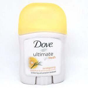 Dove Go Fresh Grapefruit & Lemongrass Anti Perspirant Deodorant Stick .5 ounce