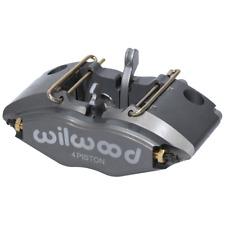 Wilwood Pinza de freno de mano 4 Pot Powerlite montaje radial Forjado Kit Car