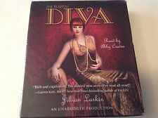 Diva by Jillian Larkin 2012 CD Unabridged NEW Audiobook 7 CDs