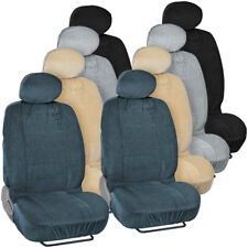 High End Thick Scottsdale Front Seat Covers for Car SUV Van Bucket Seats - 4pc