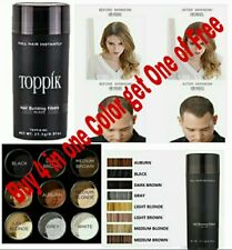 TOPPIK Hair Building & Thickening Fiber 27.5g Hair Extension Products Capilares