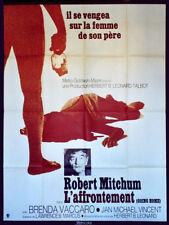 Affiche 120x160cm L'AFFRONTEMENT /GOING HOME 1971 Robert Mitchum, Vaccaro NEUVE