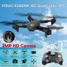 VISUO XS809HW RC Quadcopter WIFI FPV With Camera High Hold Mode Foldable Arm RTF