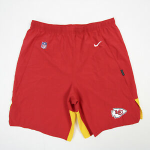 Kansas City Chiefs Nike Dri-Fit Athletic Shorts Men's Red Used