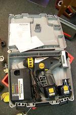 Panasonic Ey6803Gqw 12 Volt Ni-Mh Rotary Hammer Drill & Driver