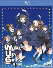 Wake Up, Girls The Movie (Blu-ray Disc, 2016)