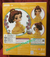 Nendoroid Disney's Beauty And The Beast BELLE 755 Figure Good Smile Teacup Rose+
