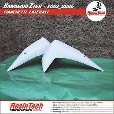 Fianchetti laterali KAWASAKI Z750  mod. 2003/2006 - Garanzia 2 anni -