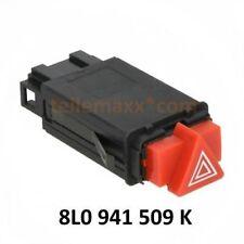Audi A3 8L1 VAG 8L0941509K Warnblinkschalter Warnblinker Blinker Relais Schalter