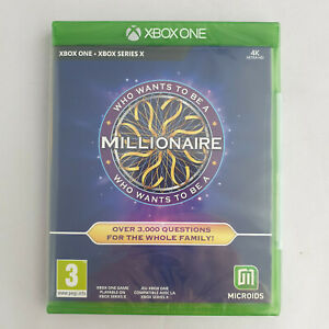 Xbox One / Series X - Who Wants to be a Millionaire NEW SEALED