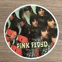 """Pink Floyd The Piper At The Gates Of Dawn 4"""" Wide Vinyl Sticker - BOGO"""