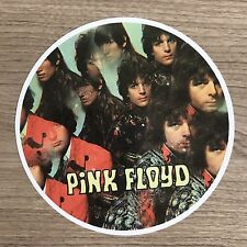 "Pink Floyd The Piper At The Gates Of Dawn 4"" Wide Vinyl Sticker - BOGO"