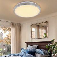 12W LED Deckenstrahler Wohnzimmer Badleuchte Flurlampe Warmweiß Kronleuchter