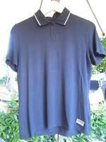 Spirit of Golf Damen Poloshirt Kurzarm dunkelblau Gr. M, 36/38 * Funktionsshirt