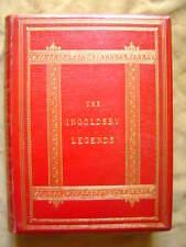 THE INGOLDSBY LEGENDS OR MIRTH & MARVELS illustrat.George Cruikshank,John Leech