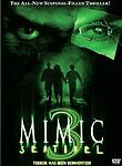 Mimic 3: Sentinel (DVD, 2003)