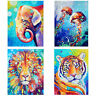 5D Full Drill Diamond Painting DIY Animal Cross Stitch Embroidery Kit Home Decor