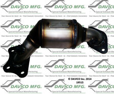 Catalytic Converter-Exact-Fit Left Davico Exc CA 19515