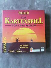 SIEDLER VON CATAN +++ DAS KARTENSPIEL +++ KLAUS TEUBER +++ OVP