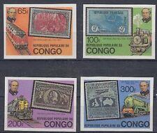 Eisenbahn - Lokomotiven   Kongo  680 - 83 B  **  (mnh)