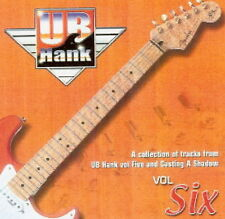 UB HANK  Vol. 6 backing track of Shadows music recorded at Hank Marvin's studio