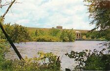 Morley Michigan~Hardy Dam Is A Popuolar Fishing Spot~1950s PC