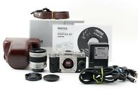 "PENTAX Q7 Digital Camera (about 3500 count) + 02 Zoom Lens Kit ""Exc++""  #92"