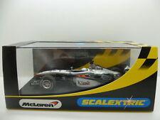 """Scalextric C2416 McLaren Mercedes F1 MP4-16 No.4 """"Kimi' 2002, menta en caja sin usar"""