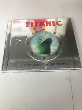 Titanic The Ship Of Dreams Novelty Interactive Childrens Pop-Up Book 2007