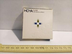 HOYA FILTER FOR SPECIAL EFFECT COME NUOVO