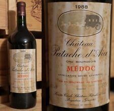 1988er Chateau Patache d'Aux - Medoc - Magnum !!!!!!!!