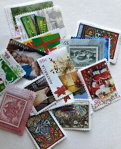 Mixed Stamps Fifty Five Cents 55c x 200 unfranked no gum FV $110