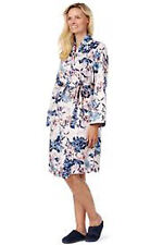 Noni B Shiloh Summer floral dressing gown ROBE XL 16 18 NEW + pockets + belt