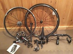 Campagnolo Record 10-speed Group & Buildkit