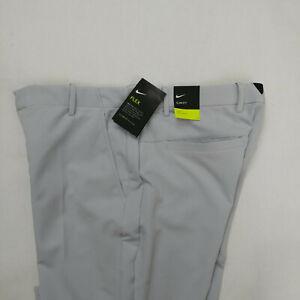 Nike Vapor Flex Men's Gray Slim Fit Golf Pants Sz 34x30 36x32 32x30 34x32 36x30