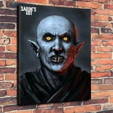 """Salems Lot Mr Barlow Printed Canvas Picture A1.30""""x20"""" Deep 30mm Frame Horror"""
