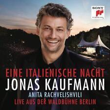 EINE ITALIENISCHE NACHT-LIVE WALDBÜHNE BERLIN - JONAS KAUFMANN/+   CD NEU