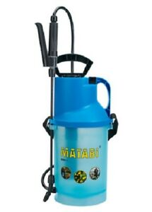 MATABI BERRY 7 PRESSURE SPRAYER FOR GARDEN, VALETING, ALOTMENT, GREENHOUSE