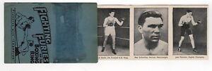 Fighting Furies 1930s. Boxers, Canadian, Australian, British, German, USA