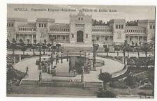 Spain - Sevilla/Seville, Exposición Hispano-Americana, Palacio...- 1929 Postcard