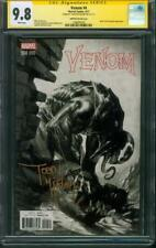 Venom 4 CGC 9.8 SS DellOtto Sketch Variant Todd McFarlane 2018 Movie