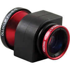 Olloclip 3 in 1 Clip-On Lens Fisheye Macro Zoom System for iPhone 5 5s iPod 5th