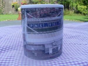 Preston North End Deepdale Aerial Shot Mug  Cup 11oz new Birthday Christmas Gift