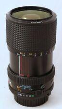 Minolta 28~85mm f/3.5 Macro Lens X-700 X-370 X-570 SRT202 101 XD11 XD5 Excellent