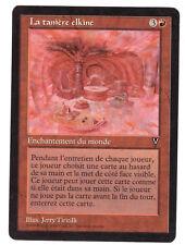 La tanière elkine en français (Extension Visions) - mint - MTG MAGIC