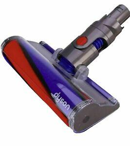 New Genuine Dyson V6 Fluffy Soft Roller Hardfloor Cleaner Head Brand